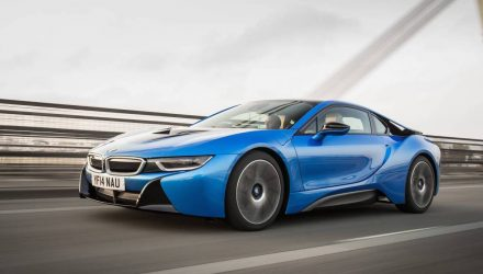 Fully electric BMW i8 in the pipeline – report