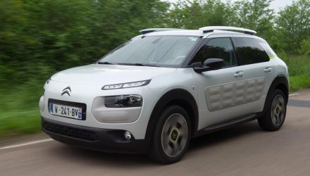 Citroen brings back hydraulic suspension; Citroen Advanced Comfort