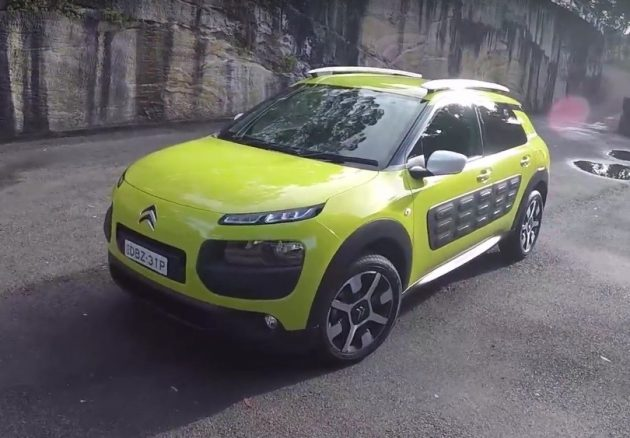 Citroen C4 Cactus POV review
