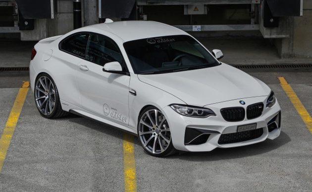 Dahler Design & Technik GmbH BMW M2-front