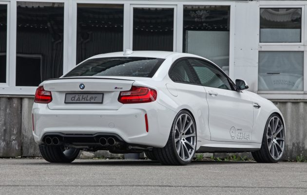 Dahler Design & Technik GmbH BMW M2-rear