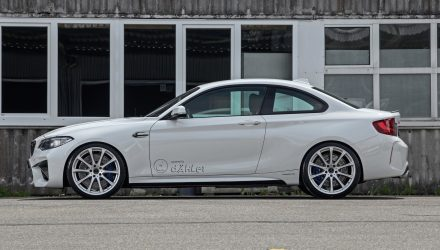 Dahler Design & Technik GmbH BMW M2-side