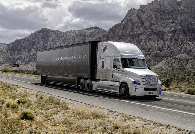 Daimler Freightliner Inspiration