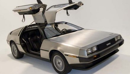 DeLorean revival planned; limited production, double the power