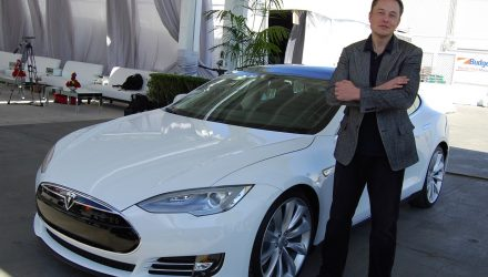 "Elon Musk says Apple Car is a ""missed opportunity"""