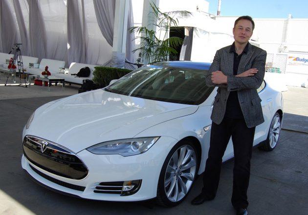 Elon Musk-