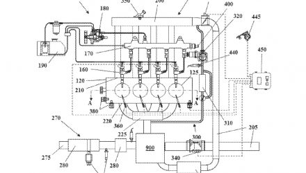 GM patents high- and low-pressure turbo technology