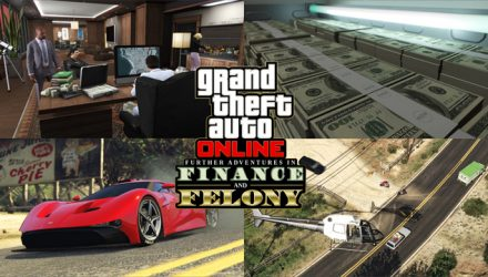 Grand Theft Auto V Further Adventures pack announced (video)