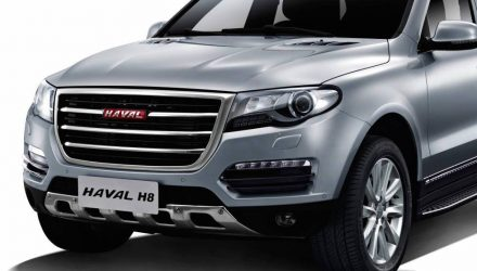 Haval rules out diesel engine options for its SUVs
