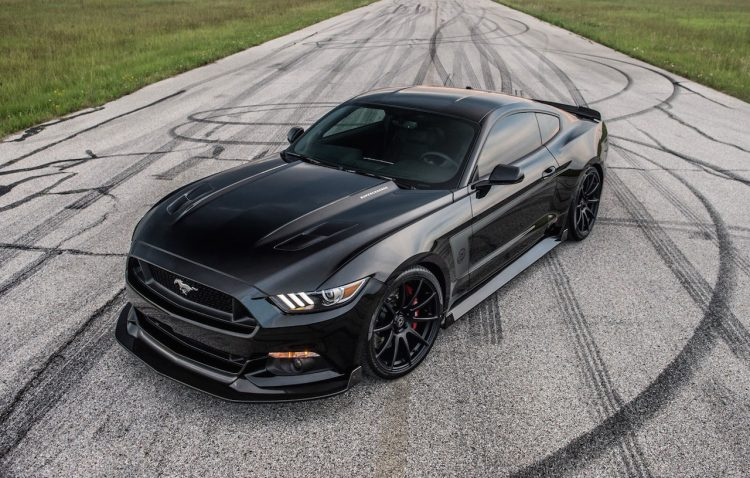 Hennessey Ford Mustang HPE800-front