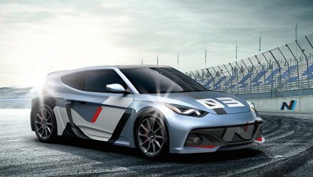 Hyundai RM16 N concept takes mid-engine Veloster to next level