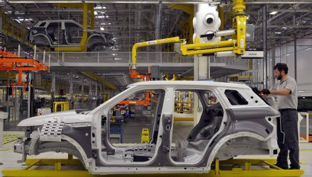 Jaguar Land Rover opens first factory outside UK, in Brazil