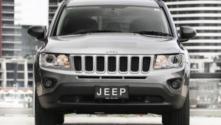 2017 Jeep Compass/Patriot replacement to be made in Mexico