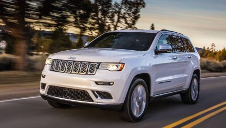 Jeep Grand Cherokee kills Star Trek actor, recall affects 1.1 million