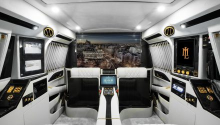 Lexani Motorcars creates insanely-luxurious interiors (video)