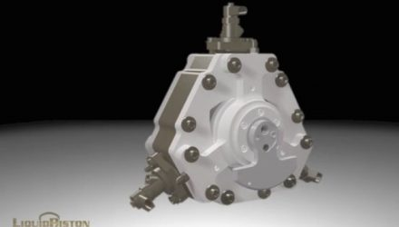 LiquidPiston creates revolutionary ultra-compact rotary engine
