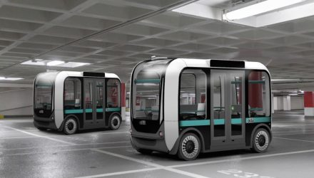 Local Motors creates IBM-powered futuristic minibus