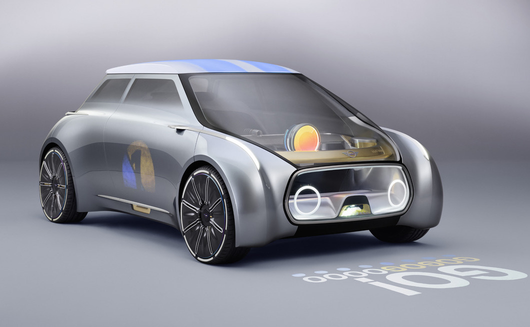 the next possible future car For propulsion, the future car will have electric motors in each wheel so-called hub motors have been tried in the past and had the drawback of increased unsprung weight, but, again, 983 years is a long time to solve that problem.