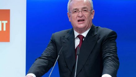 Ex-VW CEO Martin Winterkorn under criminal investigation