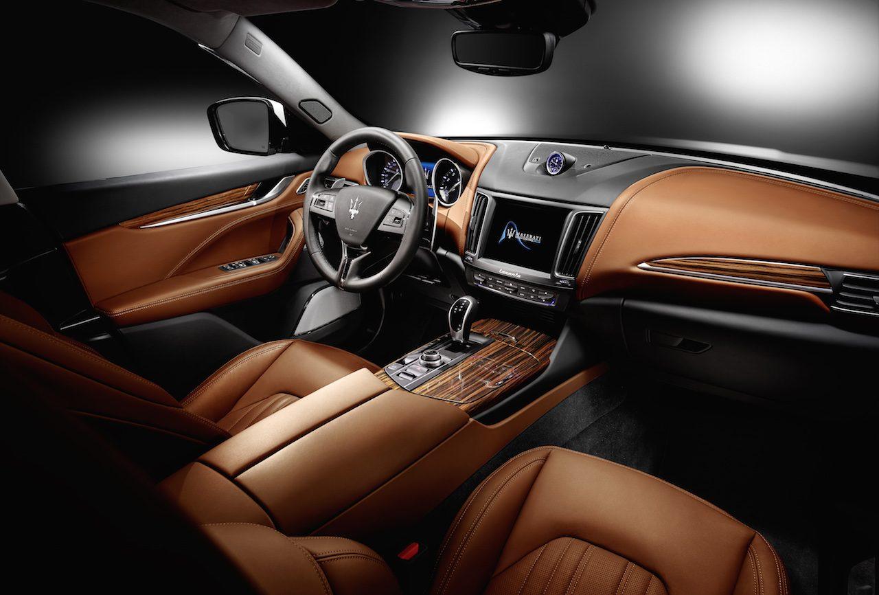 2017 Maserati Levante Interior Exterior And More