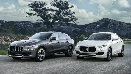 Maserati Levante on sale in Australia from $139,990