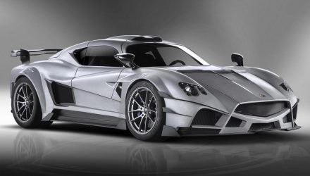 Mazzanti Millecavalli is Italy's most powerful supercar