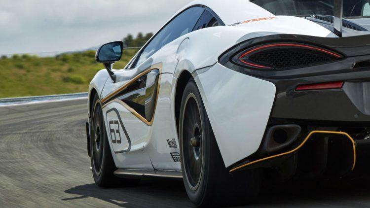 McLaren 570S Sprint-preview