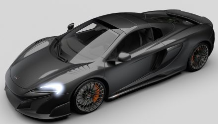 McLaren Special Operations creates bespoke 675LT: Carbon Series