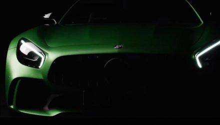 Mercedes-AMG GT R engine specs & 0-100km/h confirmed