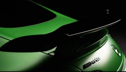 Mercedes-AMG GT R previewed, Goodwood debut confirmed (video)