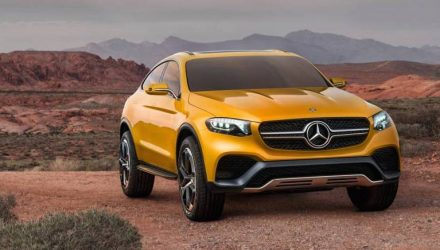 Mercedes to unveil concept Tesla Model X rival at Paris show – report