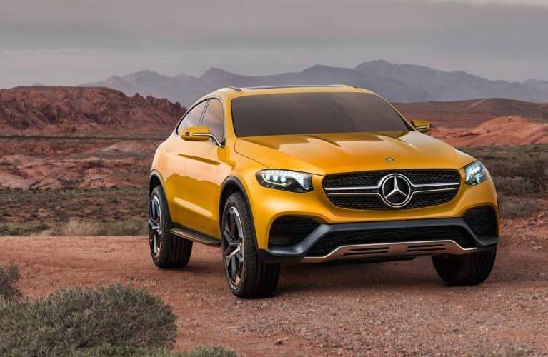 Mercedes To Unveil Concept Tesla Model X Rival At Paris