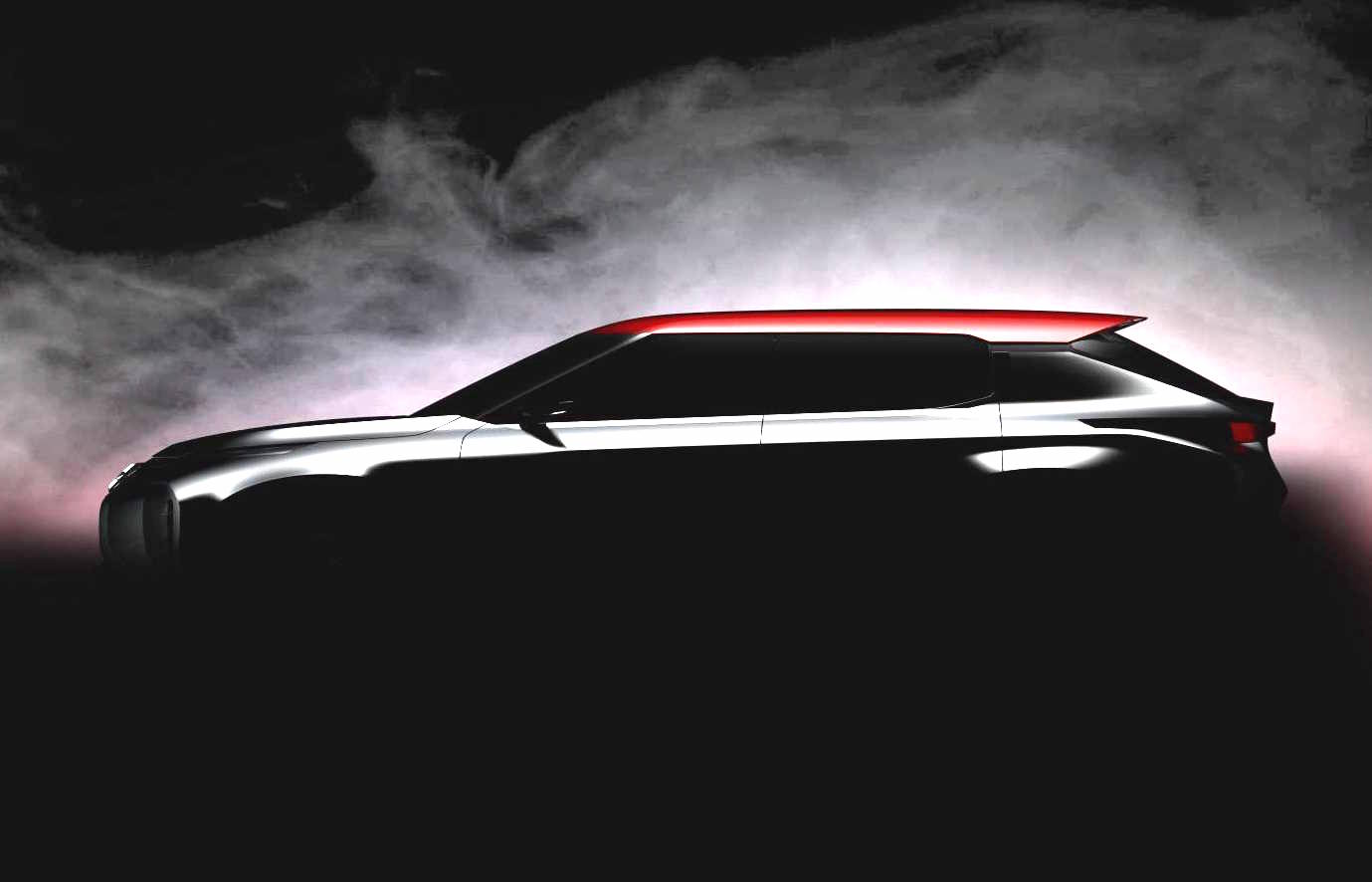 Mitsubishi Ground Tourer Concept To Be Unveiled At Paris Motor Show