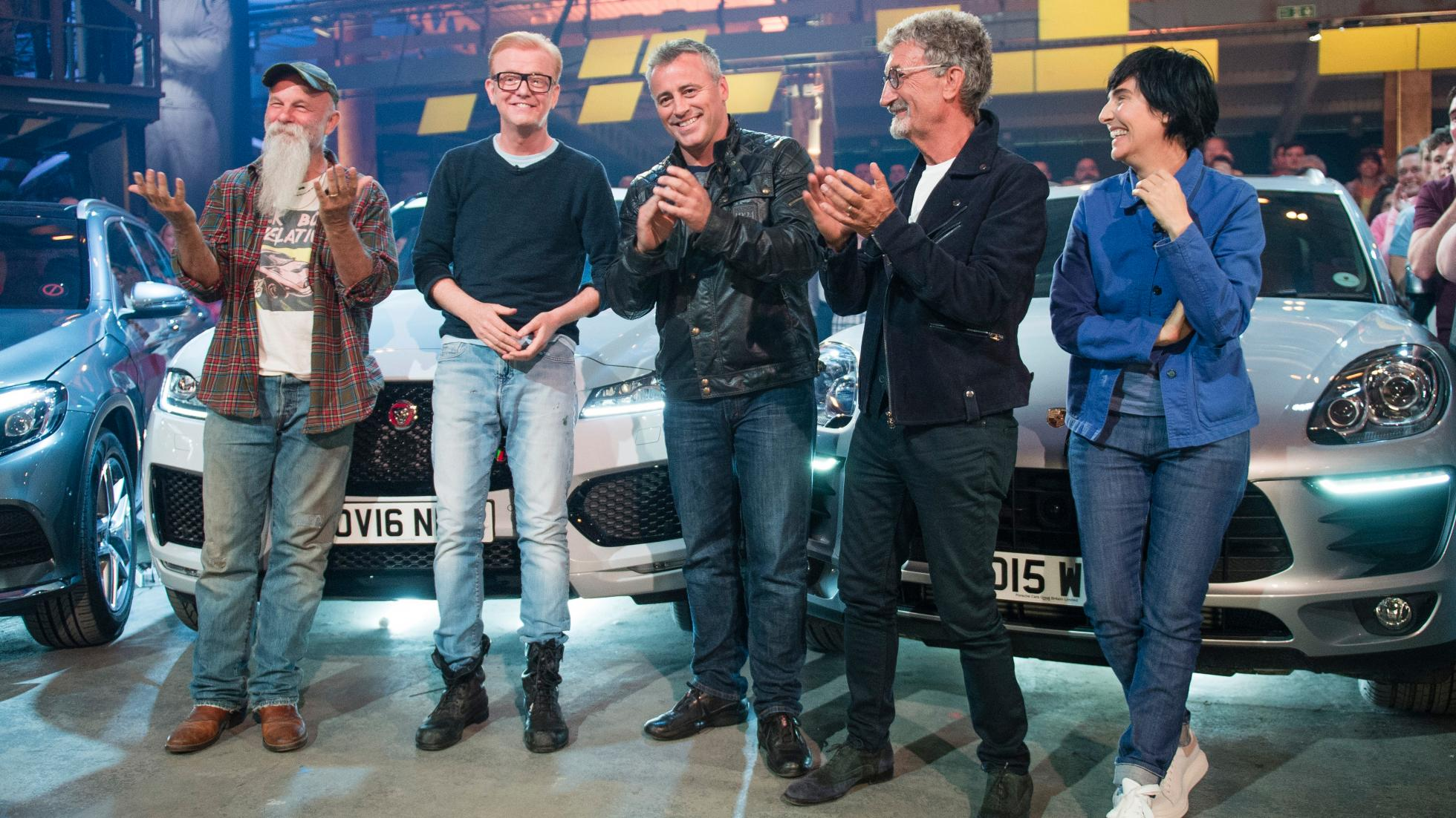 new top gear season 23 off to a bad start chris evans moved back performancedrive. Black Bedroom Furniture Sets. Home Design Ideas