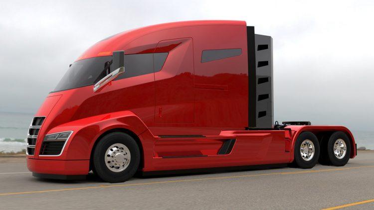 Nikola One truck concept