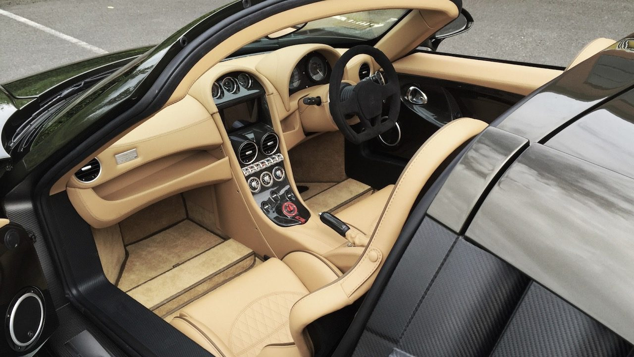 Noble M600 Speedster Revealed At Goodwood Festival