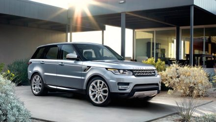 Range Rover Sport Coupe in the works, BMW X6 rival
