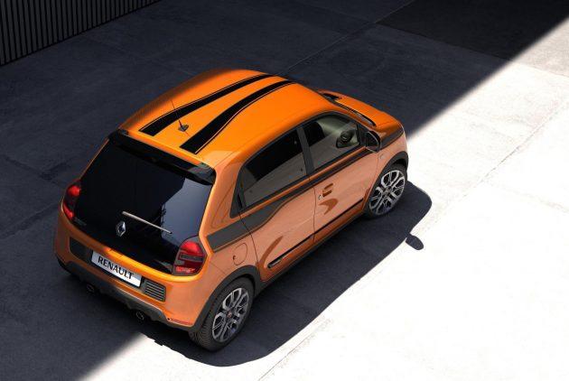 Renault Twingo GT-roof