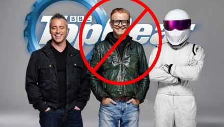 Matt LeBlanc to leave Top Gear if Chris Evans stays