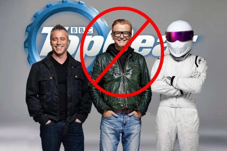 Top Gear-Matt LeBlanc Chris Evans-
