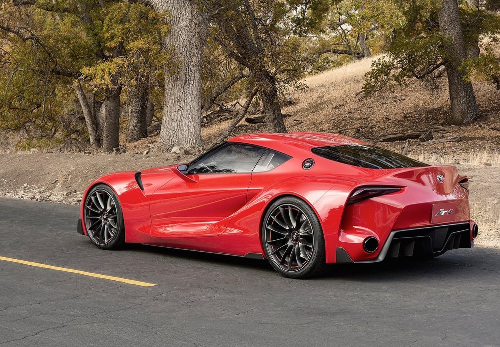 Toyota Supra Name Registered At European Union