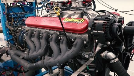 Video: Aussie brothers create 8.55L V12 with two LS1 V8s