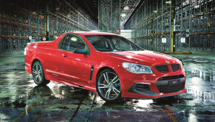 UK-spec HSV Maloo LSA making Goodwood debut this year