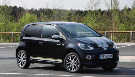 Volkswagen Up! GTI in the works – report