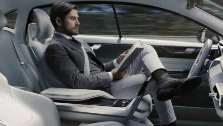 Volvo's 'Future of Driving' survey uncovers perceptions about autonomous cars