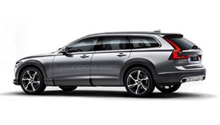 Volvo to introduce V90 'Cross Country', sit between V90 & XC90