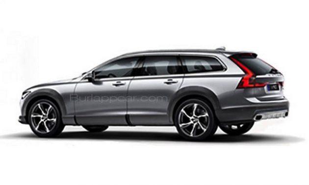Volvo V90 Cross Country render-