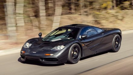 Special Operations division creating new McLaren F1 – report
