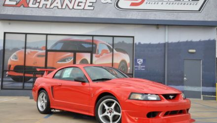 For Sale: Rare 2000 Ford Mustang Cobra R