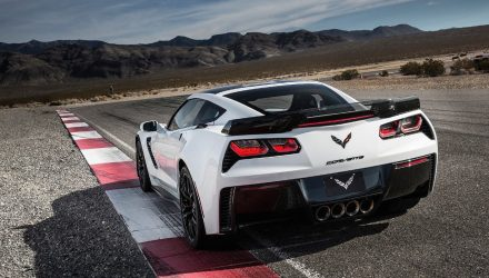2018 Chevrolet Corvette C8 could be mid-engined, offered in RHD?